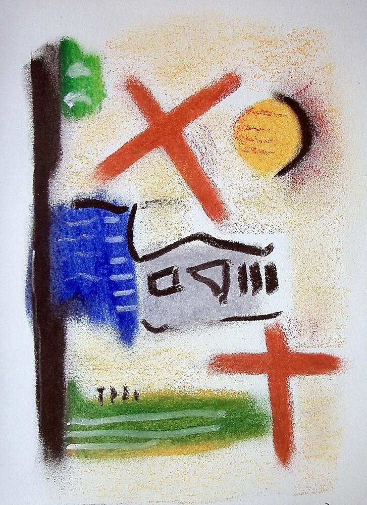 Homenaje a Antoni Tàpies by walraji