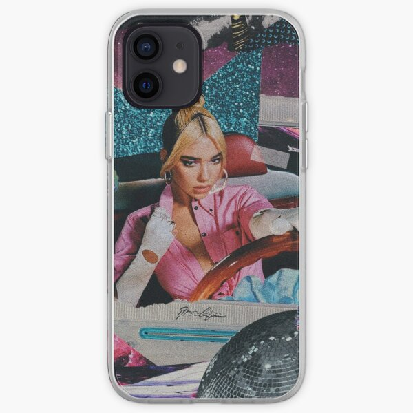 dua empalipa Coque souple iPhone