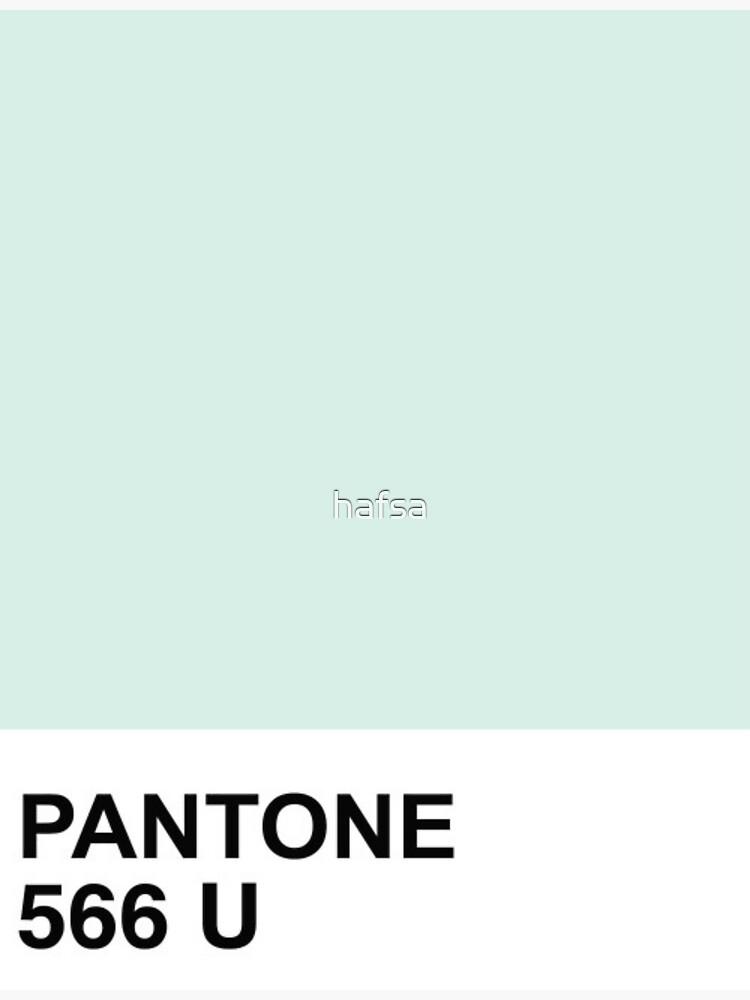 Pantone 566 U von hafsa