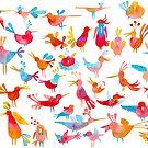 Birds by Maja Wrońska