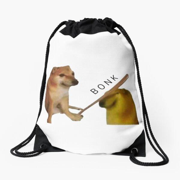 bonk Drawstring Bag