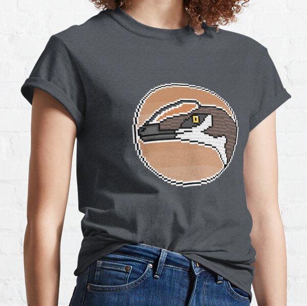 Pixel Guanlong wucaii Classic T-Shirt