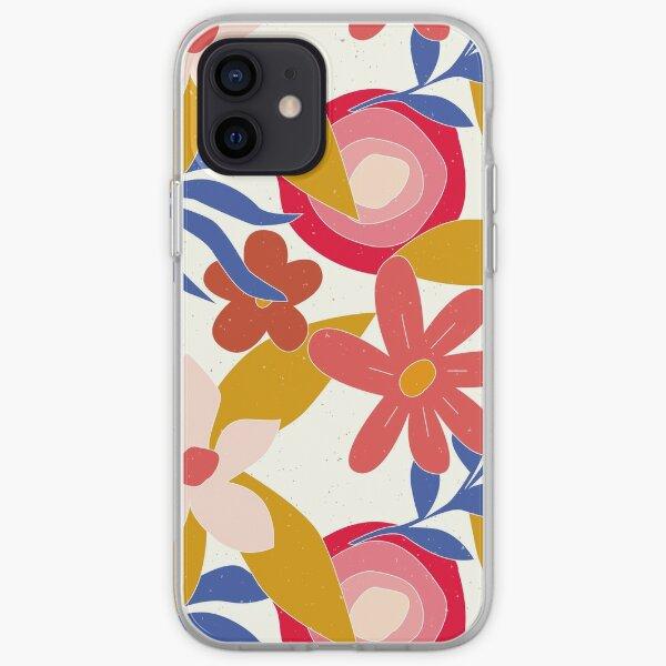 Super Flower iPhone Soft Case