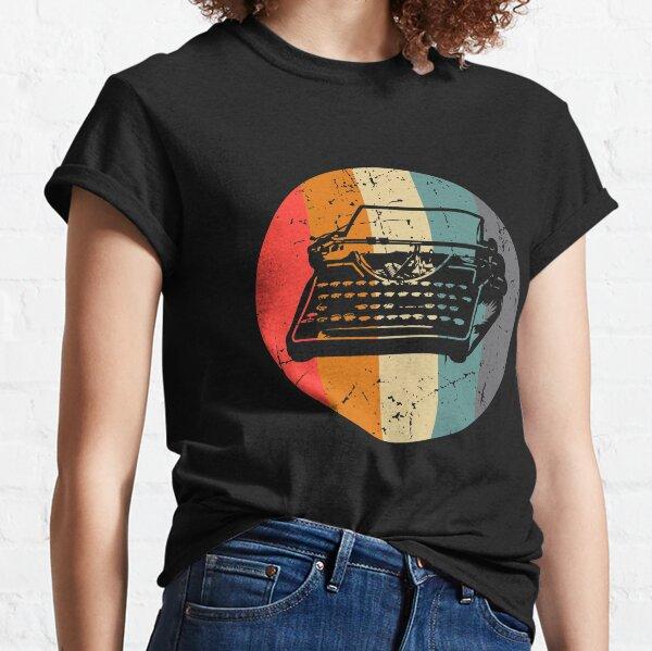 Old Typewriter Classic T-Shirt