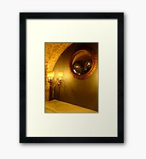 Mirror, Mirror On The Wall Framed Print