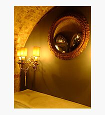 Mirror, Mirror On The Wall Photographic Print