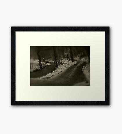 Dolina Prądnika. Galicia & Lodomeria. by Brown Sugar. Framed Print