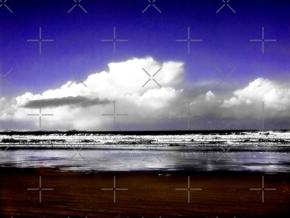 Enniscrone Beach by GaussianBlur