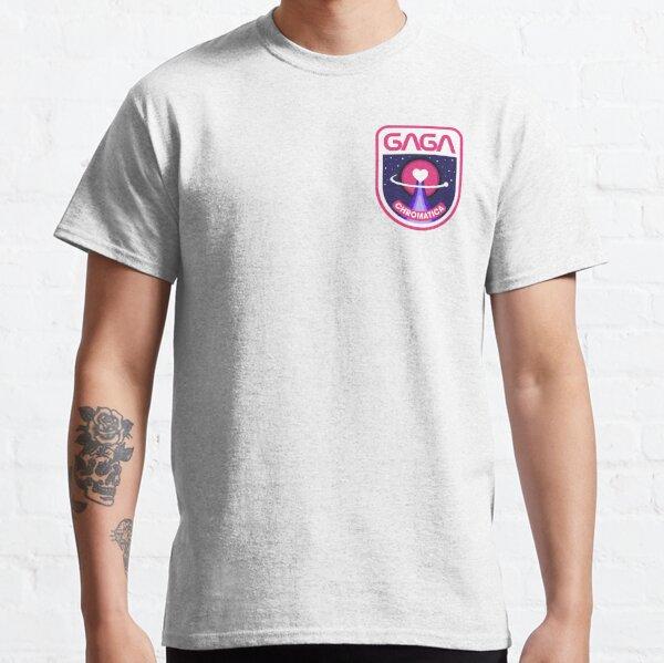 Parche de la misión Lady Gaga Chromatica Camiseta clásica
