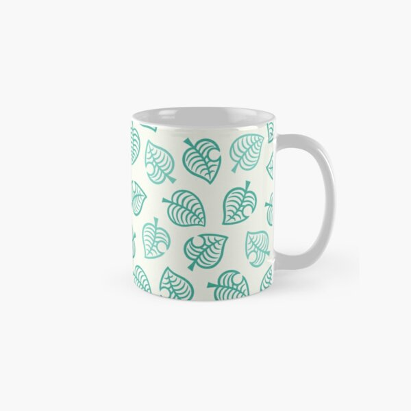 Green Aloha-like Tee from Animal Crossing: New Horizons Classic Mug