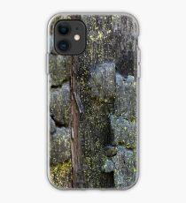 Burnt Wood iPhone Case iPhone Case