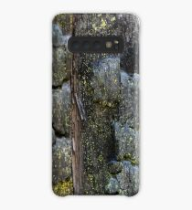 Burnt Wood iPhone Case Case/Skin for Samsung Galaxy