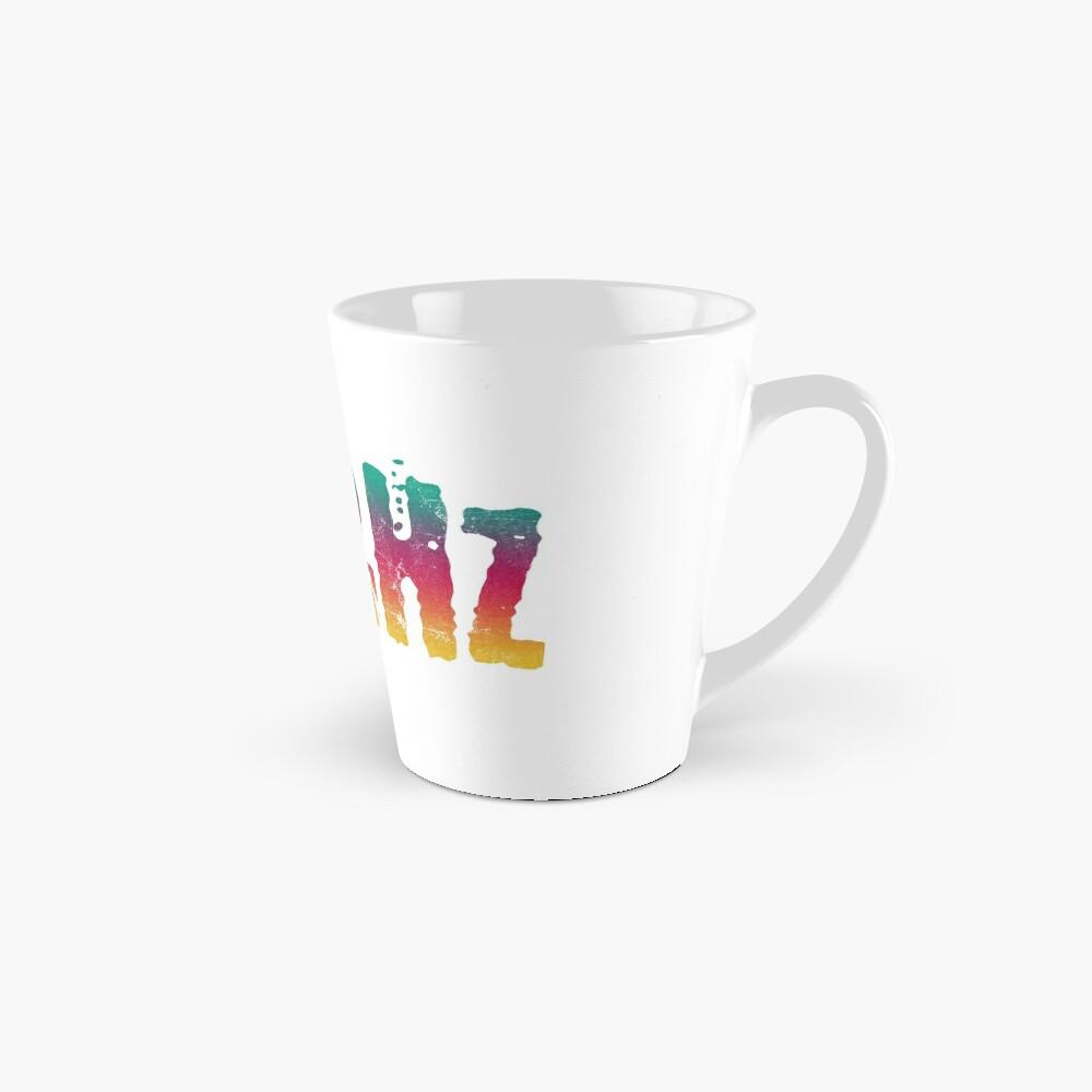 432Hz Music Frequency 432 Hertz Tuning Color Style Graphic Hertz Print Mug
