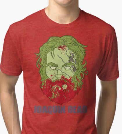 Joaquin Dead Tri-blend T-Shirt