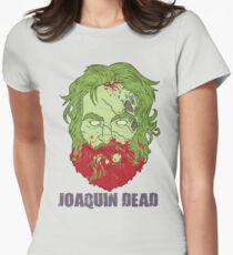 Joaquin Dead Women's Fitted T-Shirt