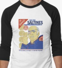 Saultighnes Men's Baseball ¾ T-Shirt