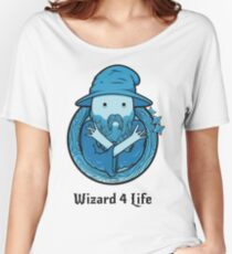 Wizard 4 Life Women's Relaxed Fit T-Shirt