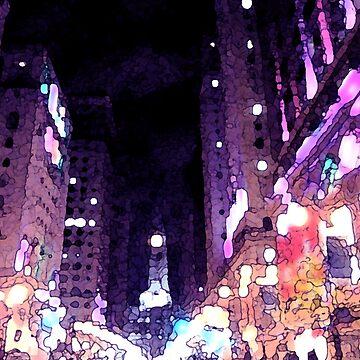 Philly Night by suemari
