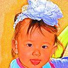Flower Child by Chet  King