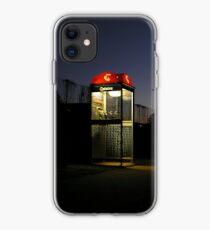 Telstra Rural Phone Booth iPhone Case