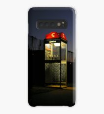 Telstra Rural Phone Booth Case/Skin for Samsung Galaxy