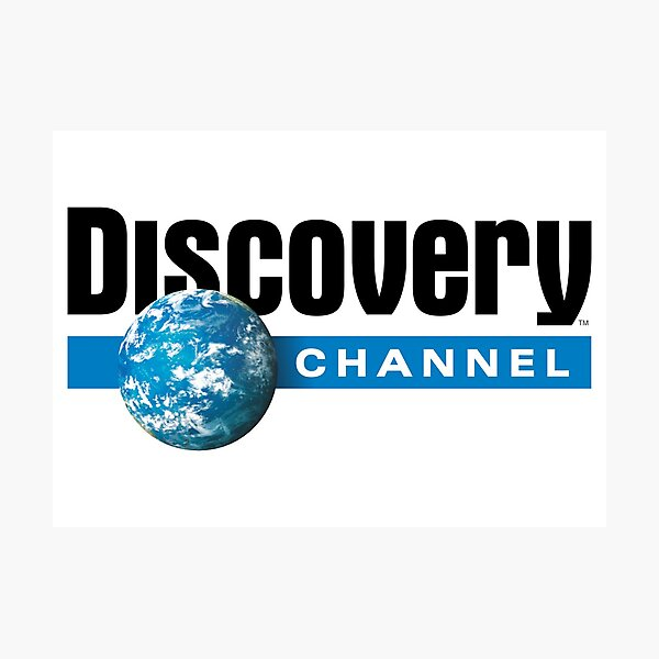 BEST SELLER - Discovery Channel Photographic Print
