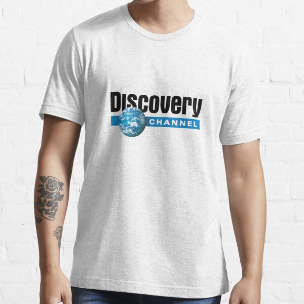 BEST SELLER - Discovery Channel Essential T-Shirt