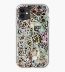 iPhone case Lichen iPhone Case