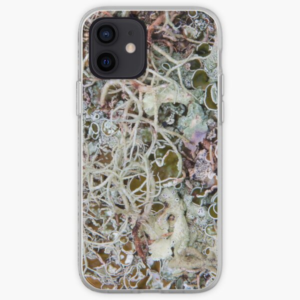 iPhone case Lichen iPhone Soft Case