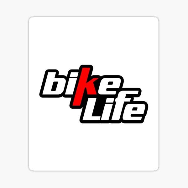 Biker#2  Sticker