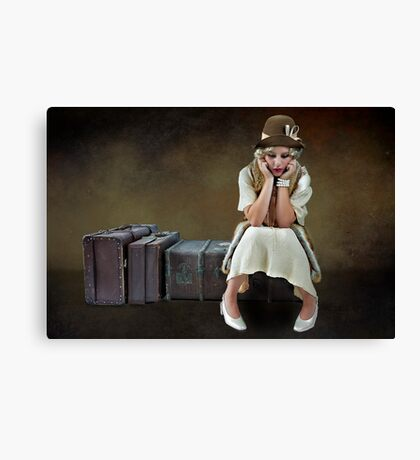 5. Homesick  - The Saga of a Fatal Attraction Canvas Print