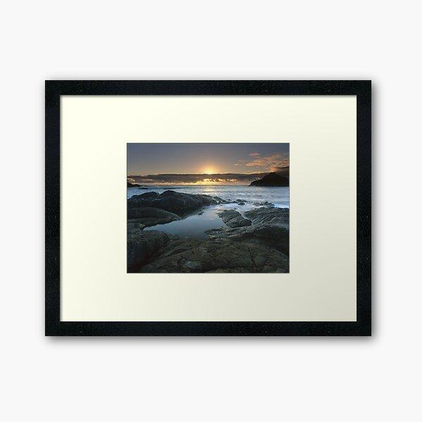 """Freedom"" ∞ Mimosa Rocks, NSW - Australia Framed Art Print"