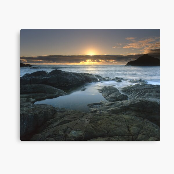 """Freedom"" ∞ Mimosa Rocks, NSW - Australia Canvas Print"