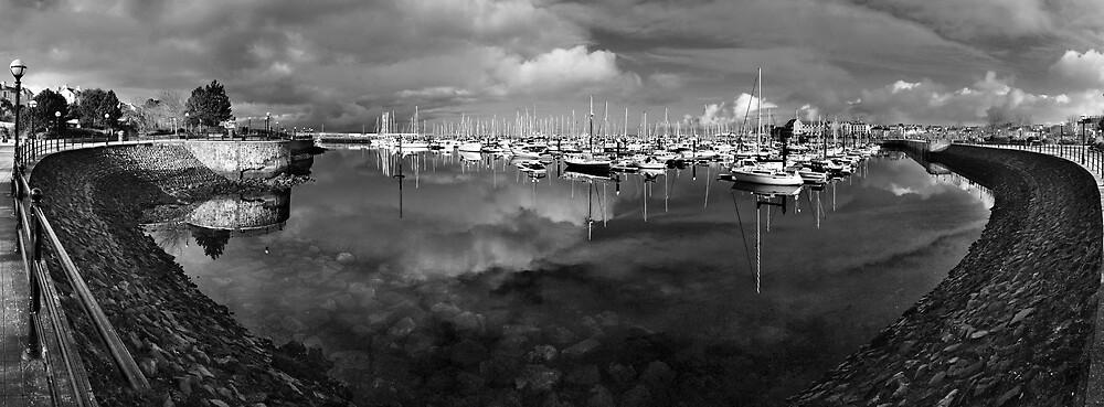 Bangor Marina No.2 by Chris Cardwell