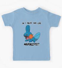 So I heard you like Mudkips? Kids Clothes