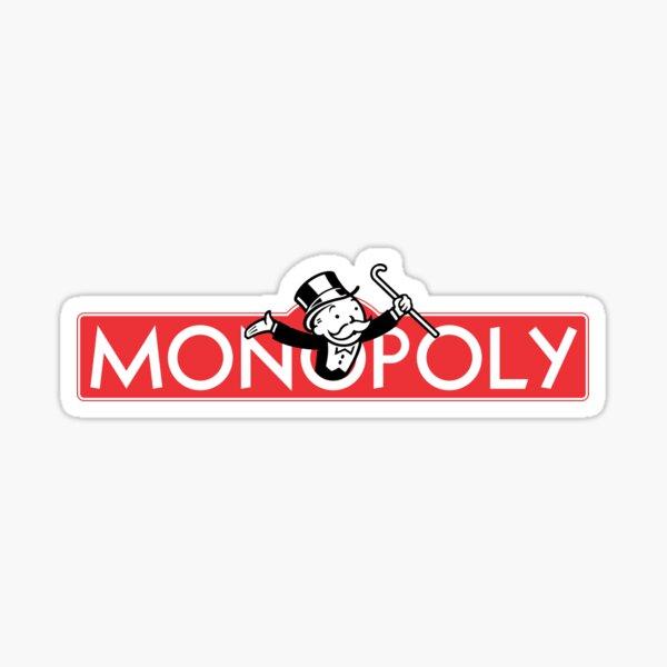 MEILLEUR SELELER - Monopole Sticker