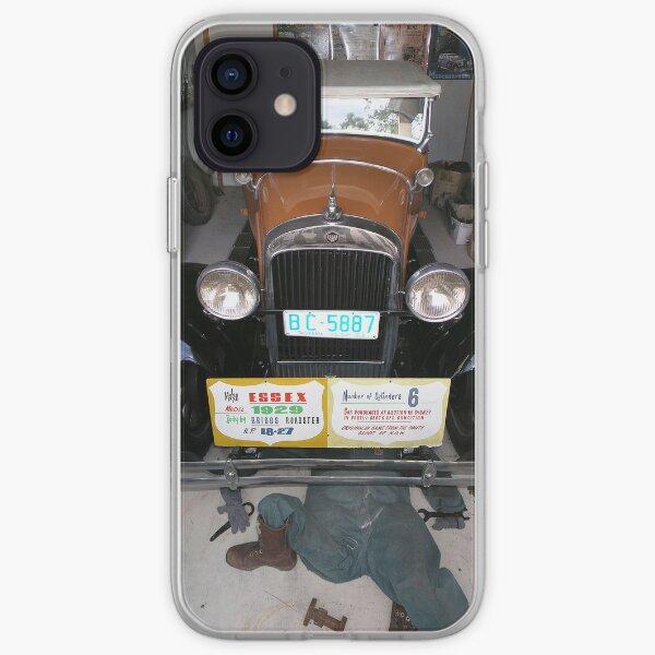 Vintage Car iPhone Soft Case