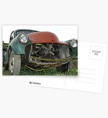 Morris Minor Postcards