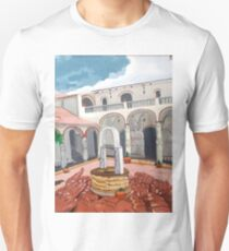 Patio Colonial Unisex T-Shirt