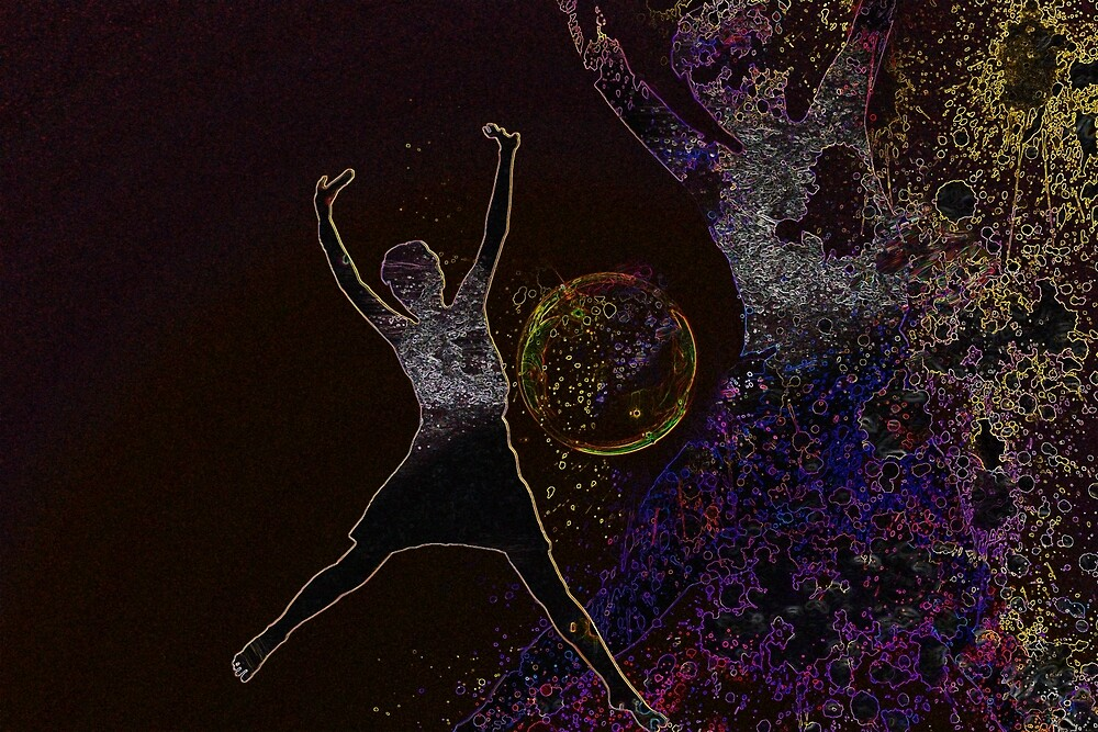 Burst Your Bubble by mokacat