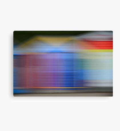 Moving Boxes 1 Canvas Print
