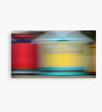 Moving Boxes 2 Canvas Print