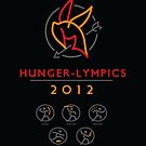Hunger-lympics - POSTER by WinterArtwork