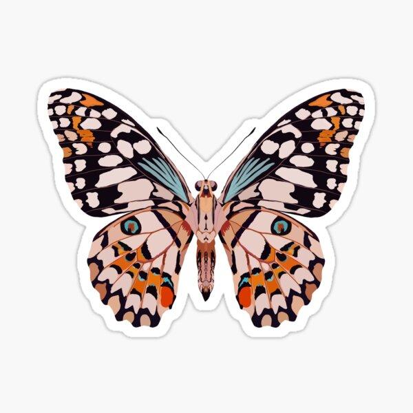 Butterfly Wings  Sticker