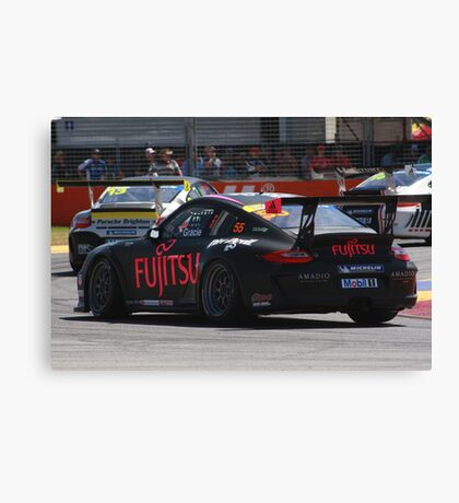 2013 Clipsal 500 Day 2 Carrera Cup Canvas Print