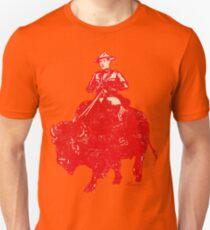 Border Patrol - Canada / Buffalo T-Shirt