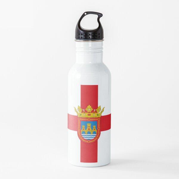 Bandera de Tudela, Navarra Botella de agua