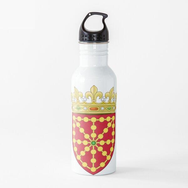 Escudo, Reino de Navarra Botella de agua