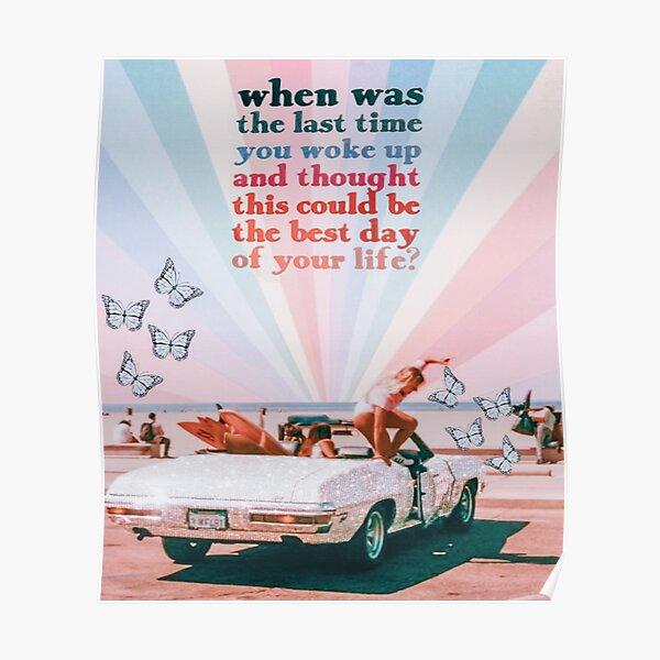 WHEN WAS THE LAST TIME... Poster