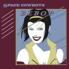 """Bebop"" by the Space Cowboys by ninjaink"